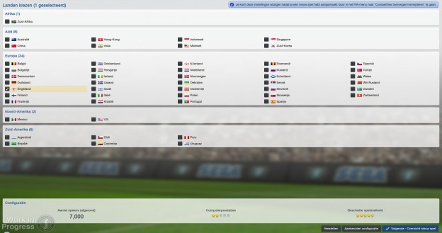 Football Manager 2013 Screenshot #57 for PC