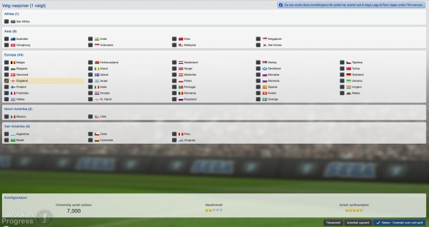 Football Manager 2013 Screenshot #59 for PC