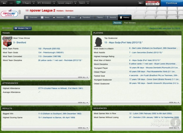 Football Manager 2013 Screenshot #61 for PC