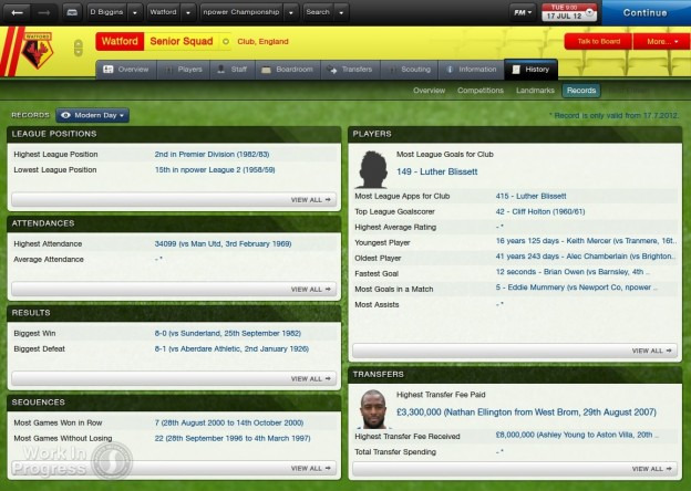 Football Manager 2013 Screenshot #71 for PC