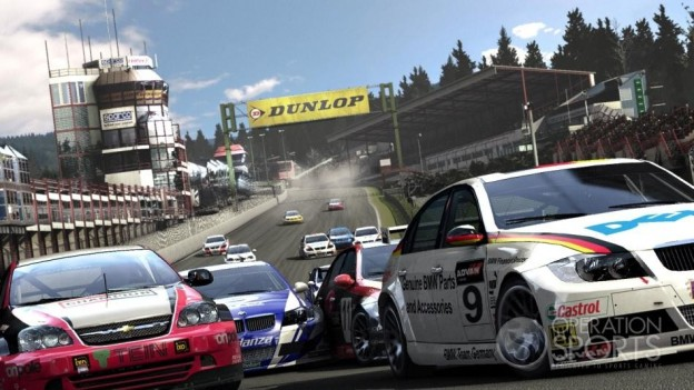 Race Driver: GRID Screenshot #9 for Xbox 360