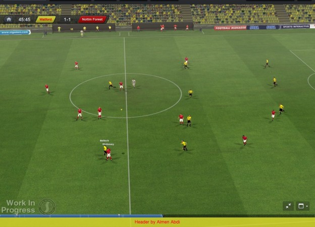 Football Manager 2013 Screenshot #73 for PC