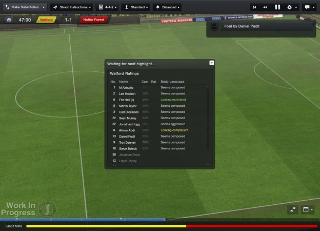 Football Manager 2013 Screenshot #74 for PC
