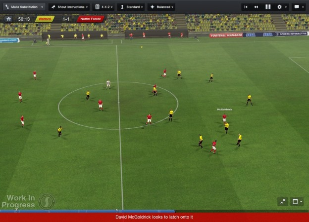 Football Manager 2013 Screenshot #75 for PC