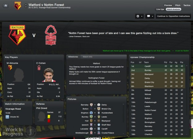 Football Manager 2013 Screenshot #77 for PC