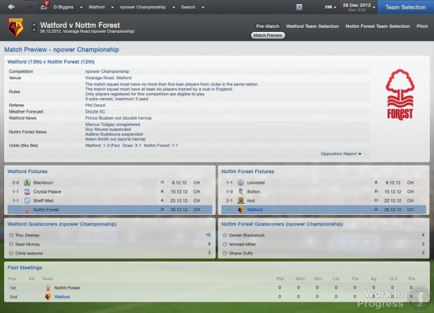 Football Manager 2013 Screenshot #78 for PC