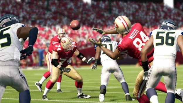 Madden NFL 13 Screenshot #6 for Wii U