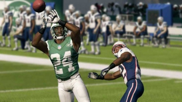 Madden NFL 13 Screenshot #9 for Wii U