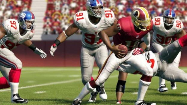 Madden NFL 13 Screenshot #10 for Wii U