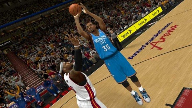 NBA 2K13 Screenshot #1 for Wii U