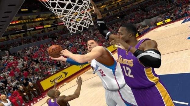NBA 2K13 Screenshot #2 for Wii U