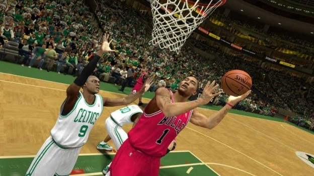 NBA 2K13 Screenshot #4 for Wii U