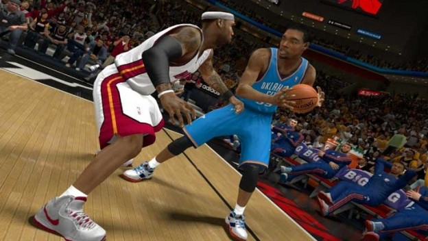 NBA 2K13 Screenshot #5 for Wii U