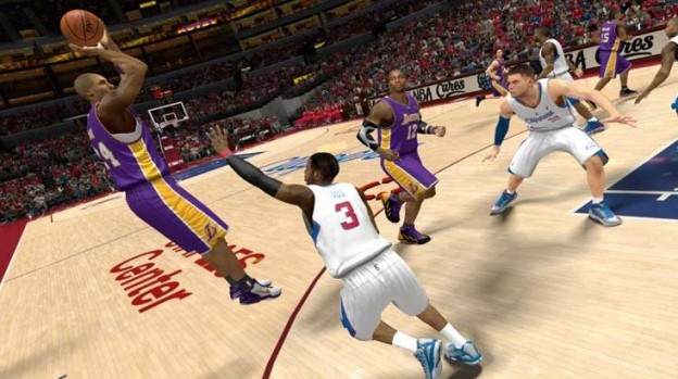 NBA 2K13 Screenshot #6 for Wii U