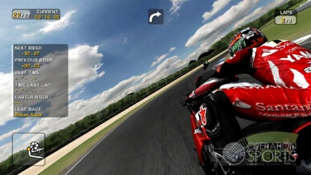 SBK08 Superbike World Championship Screenshot #3 for Xbox 360