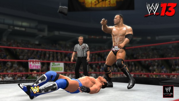 WWE 13 Screenshot #26 for Xbox 360