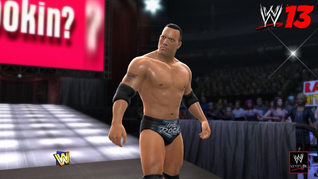 WWE 13 Screenshot #27 for Xbox 360