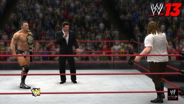 WWE 13 Screenshot #28 for Xbox 360