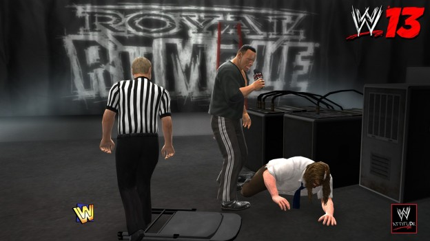 WWE 13 Screenshot #29 for Xbox 360