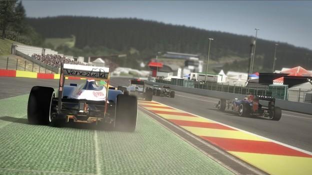 F1 2012 Screenshot #23 for Xbox 360