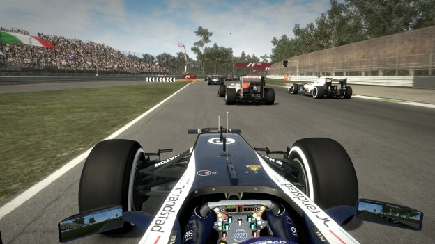 F1 2012 Screenshot #25 for Xbox 360