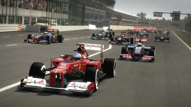 F1 2012 Screenshot #27 for Xbox 360