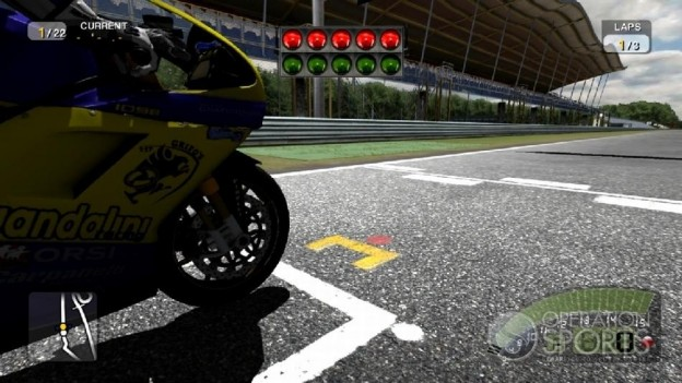 SBK08 Superbike World Championship Screenshot #4 for Xbox 360