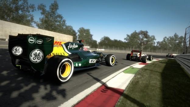 F1 2012 Screenshot #28 for Xbox 360