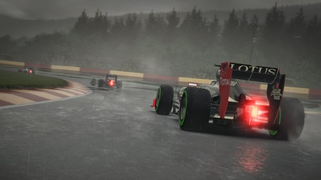 F1 2012 Screenshot #31 for Xbox 360