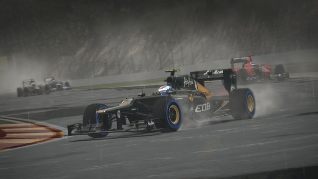 F1 2012 Screenshot #32 for Xbox 360