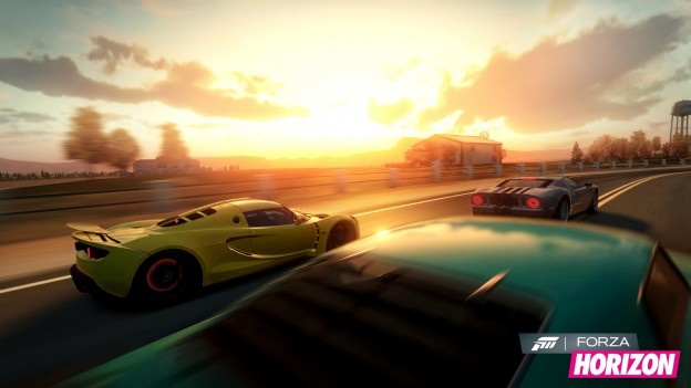 Forza Horizon Screenshot #20 for Xbox 360