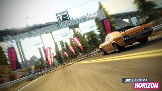 Forza Horizon Screenshot #22 for Xbox 360