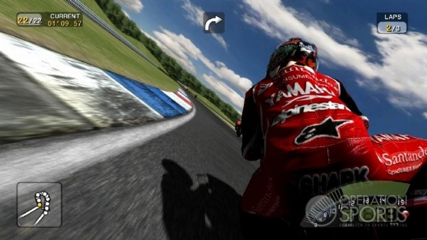 SBK08 Superbike World Championship Screenshot #5 for Xbox 360