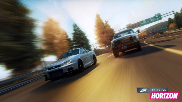 Forza Horizon Screenshot #23 for Xbox 360