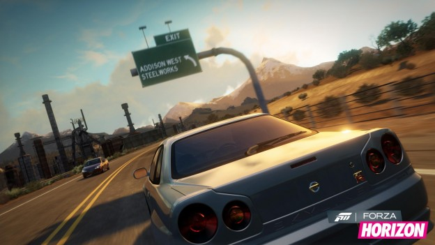 Forza Horizon Screenshot #25 for Xbox 360