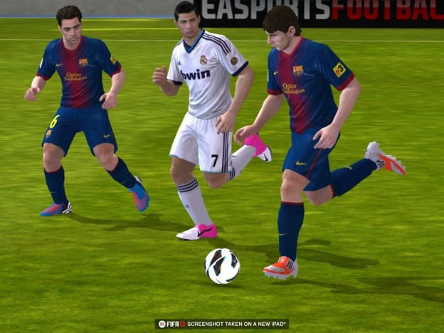 FIFA Soccer 13 Screenshot #8 for iOS