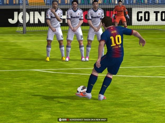 FIFA Soccer 13 Screenshot #9 for iOS