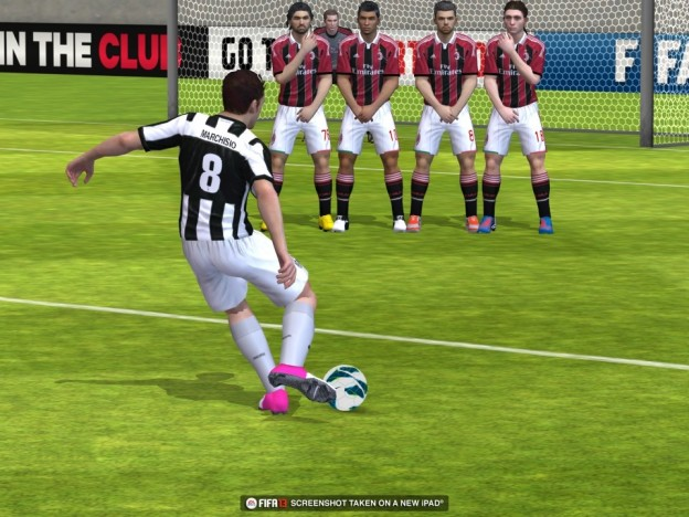 FIFA Soccer 13 Screenshot #10 for iOS