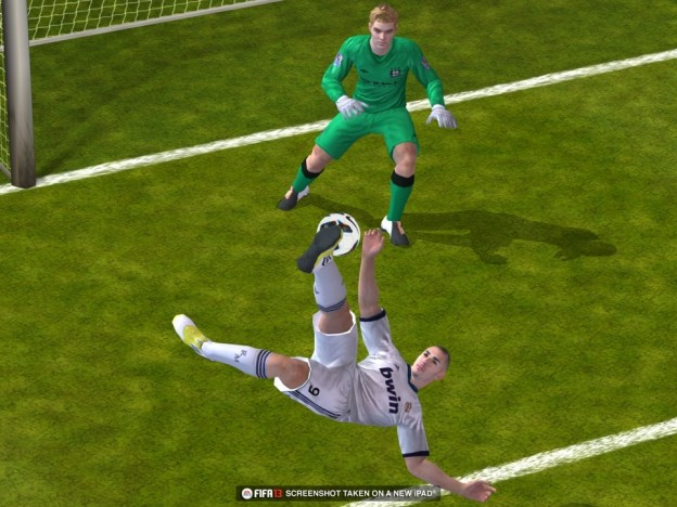 FIFA Soccer 13 Screenshot #11 for iOS