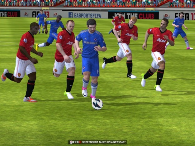 FIFA Soccer 13 Screenshot #12 for iOS