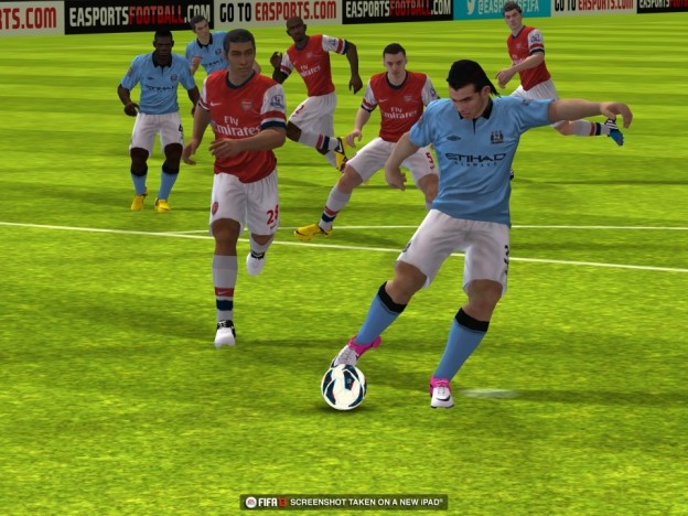 FIFA Soccer 13 Screenshot #13 for iOS