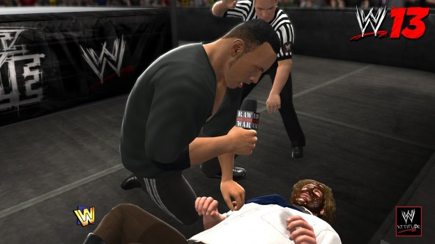 WWE 13 Screenshot #31 for Xbox 360