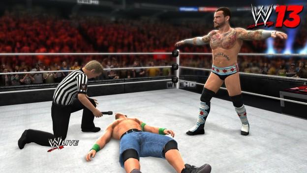 WWE 13 Screenshot #32 for Xbox 360