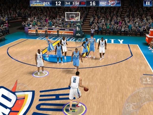 NBA 2K13 Screenshot #8 for iOS