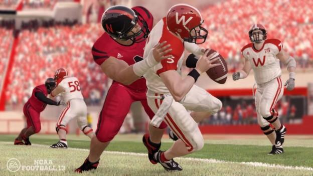 NCAA Football 13 Screenshot #311 for Xbox 360