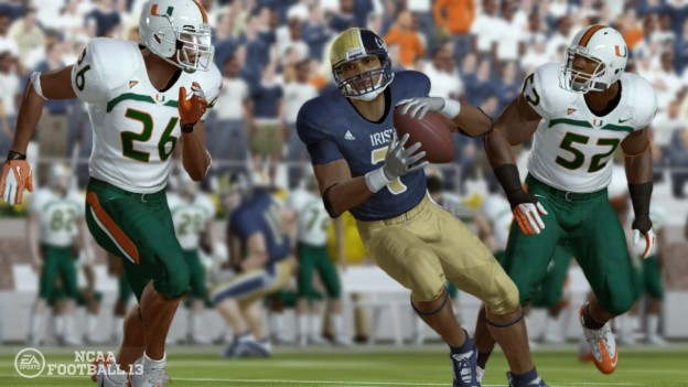 NCAA Football 13 Screenshot #313 for Xbox 360