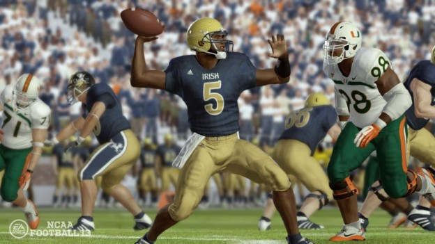 NCAA Football 13 Screenshot #318 for Xbox 360