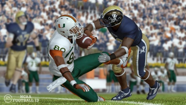 NCAA Football 13 Screenshot #319 for Xbox 360