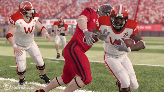 NCAA Football 13 Screenshot #320 for Xbox 360
