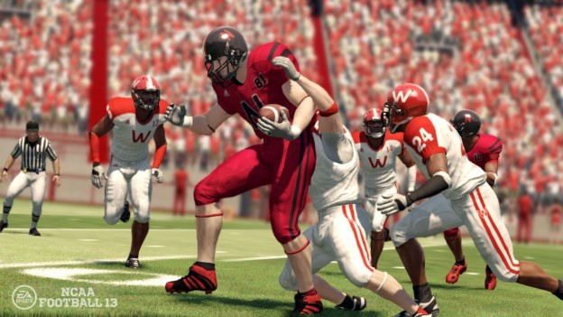NCAA Football 13 Screenshot #261 for PS3